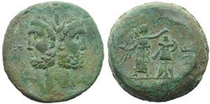 Cn. Cornelius Blasio Cn.f., As, Rome, 112 or ...