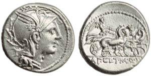 T. Mallius Mancinus, Ap. Claudius Pulcher ...
