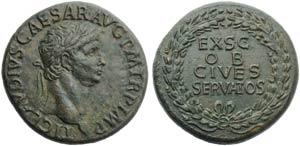 Claudius (41-54), Sestertius, Rome, AD ...