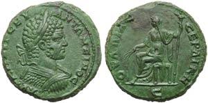 Caracalla (198-217), Bronze, Thrace: ...