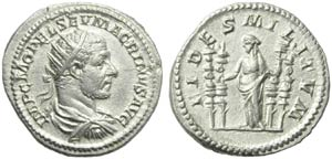 Macrinus (217-218), Antoninianus, Rome, c. ...