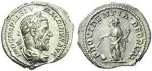 Macrinus (217-218), Denarius, Rome, AD ...