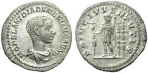 Diadumenian, as Caesar (Macrinus, 217-218), ...