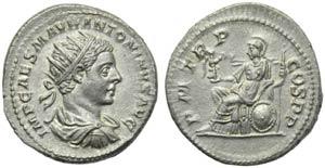 Elagabalus (218-222), Antoninianus, Rome, AD ...