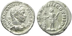 Elagabalus (218-222), Denarius, Rome, AD ...