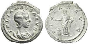 Julia Maesa (Elagabalus, 218-222), ...