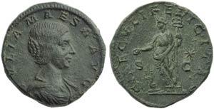 Iulia Maesa (Elagabalus, 218-222), ...