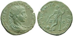 Severus Alexander (222-235), Dupondius, ...