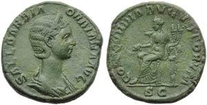 Orbiana (Severus Alexander, 222-235), ...