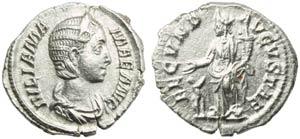 Julia Mamaea (Severus Alexander, 222-235), ...