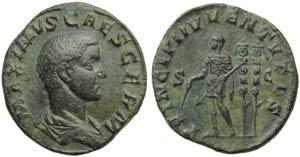Maximus Caesar (Maximinus I, 235-238), ...