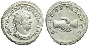 Balbinus (238), Antoninianus, Rome, April - ...