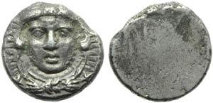 Etruria, Populonia, 20 Units, c. 300-250 BC; ...