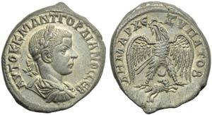 Gordian III (238-244), Tetradrachm, Syria: ...