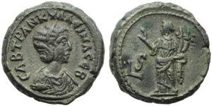 Tranquillina (Gordian III, 238-244), ...