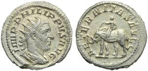 Philip I (244-249), Antoninianus, Rome, AD ...
