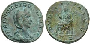 Herennia Etruscilla (Trajan Decius, ...