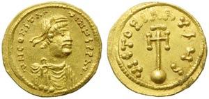 Constantine IV (668-685), Semissis, ...