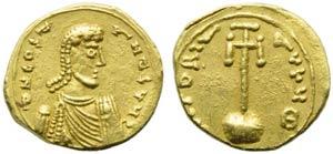Constantinus IV (668-685), Semissis, ...