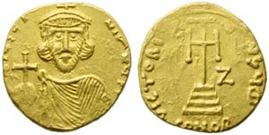 Justinianus II, first reign (685-695), ...