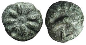 Northern Apulia, Luceria, c. 217-212 BC. ...