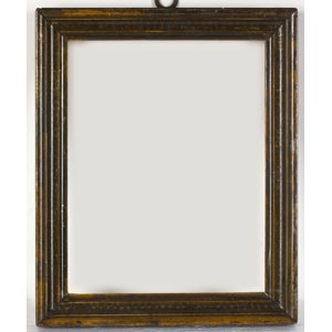 Cornice in legno Luce: 29 x 23,5 cm; ...