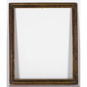 Cornice in legno doratoLuce: 63 x 52 cm; ...