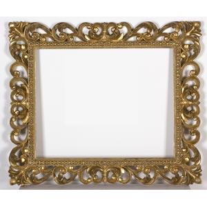 Cornice in stile BaroccoLuce: 50,5 x 40,2 ...