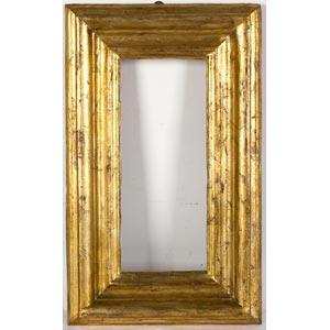 Cornice in legno doratoLuce: 33 x 15 cm; ...