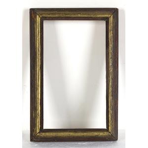 Cornice in legnoLuce: 24 x 14 cm; ingombro: ...