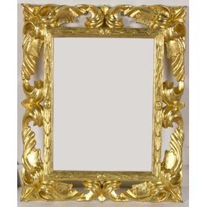 Cornice in stile BaroccoLuce: 40 x 30 cm; ...