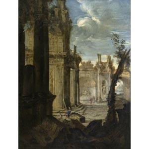 PIERRE PATEL(Chauny, 1615 - Paris, ...