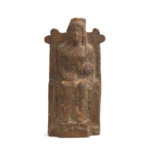 Hera assisa in tronoMagna Grecia, VI – V ...