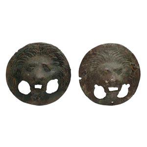 Maniglie in forma di protomi leonineI - III ...