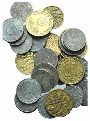 Germany, lot of 32 Modern coins, to be ...