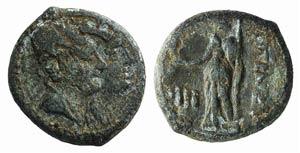 Bruttium, Rhegion. Second Punic War, c. ...