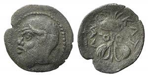 Sicily, Katane, c. 461-450 BC. AR Litra ...