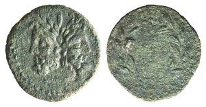 Sicily, Panormos, 2nd-1st century BC. Æ ...