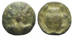 Sicily, Selinos, c. 435-415 BC. Æ Cast ...
