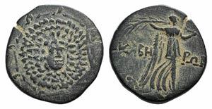 Pontos, Kabeira, c. 120-100 BC. Æ (22mm, ...