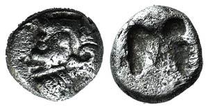 Ionia, Kolophon, late 6th century BC. AR ...