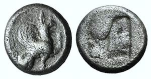 Ionia, Teos, late 6th-early 5th century BC. ...