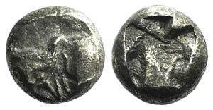 Ionia, Uncertain, c. 5th century BC. AR ...