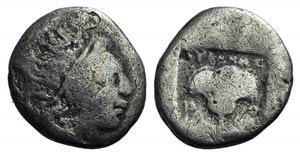Islands of Caria, Rhodos, Rhodes, c. 188-84 ...