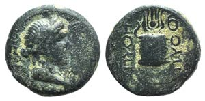 Phrygia, Laodikeia, c. 1st century BC. Æ ...