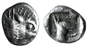Lycia, Uncertain, 5th century BC. AR ...