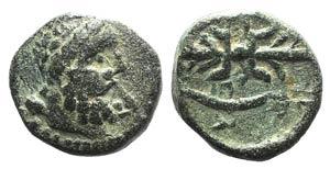Pisidia, Selge, c. 2nd-1st century BC. Æ ...