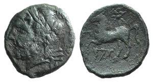 Northern Apulia, Arpi, c. 325-275 BC. Æ ...