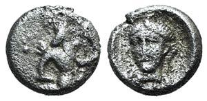 Cilicia, Uncertain, c. 4th century BC. AR ...