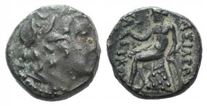 Seleukid Kings, Seleukos III (225/4-222 BC). ...